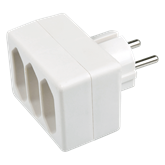 SPC 60 a SPC 61 Outlet  Adapter