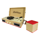 STT 017 ELVIS MINI Retro Stereo Turntable